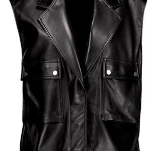 Helmut Lang oversize vest